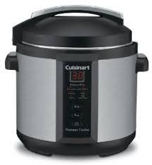 Cuisinart CPC-600-Pressure-Cooker