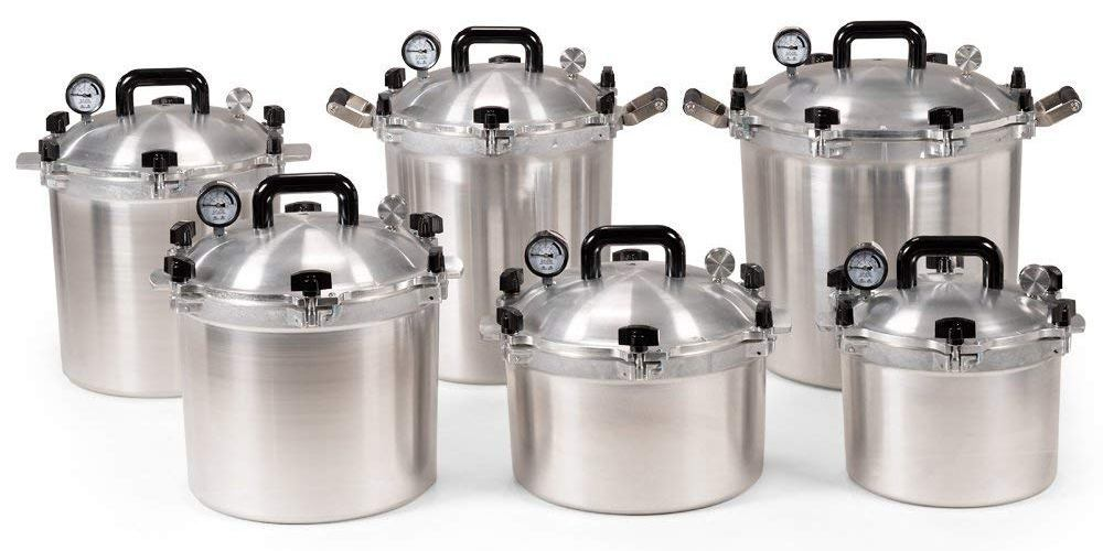 all american 921 21-12 quart pressure cooker canner