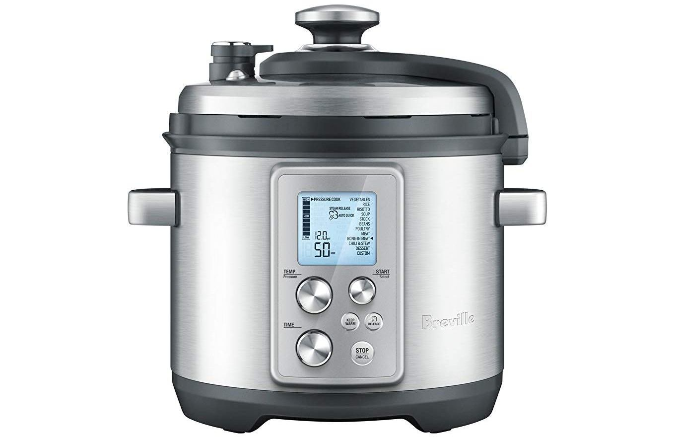 breville fast slow multi function cooker image