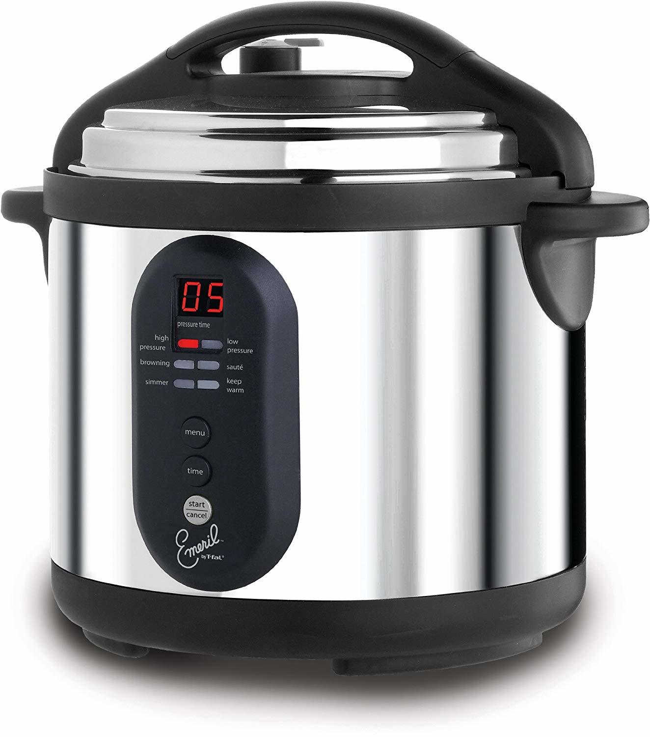 emeril by t fal cy4000 electric pressure cooker