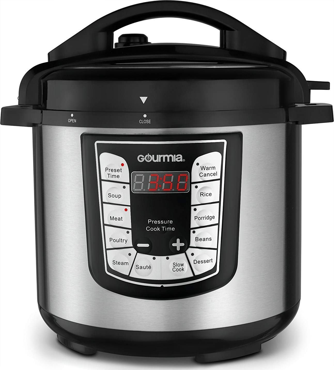 gourmia gpc625 smart pot pressure cooker