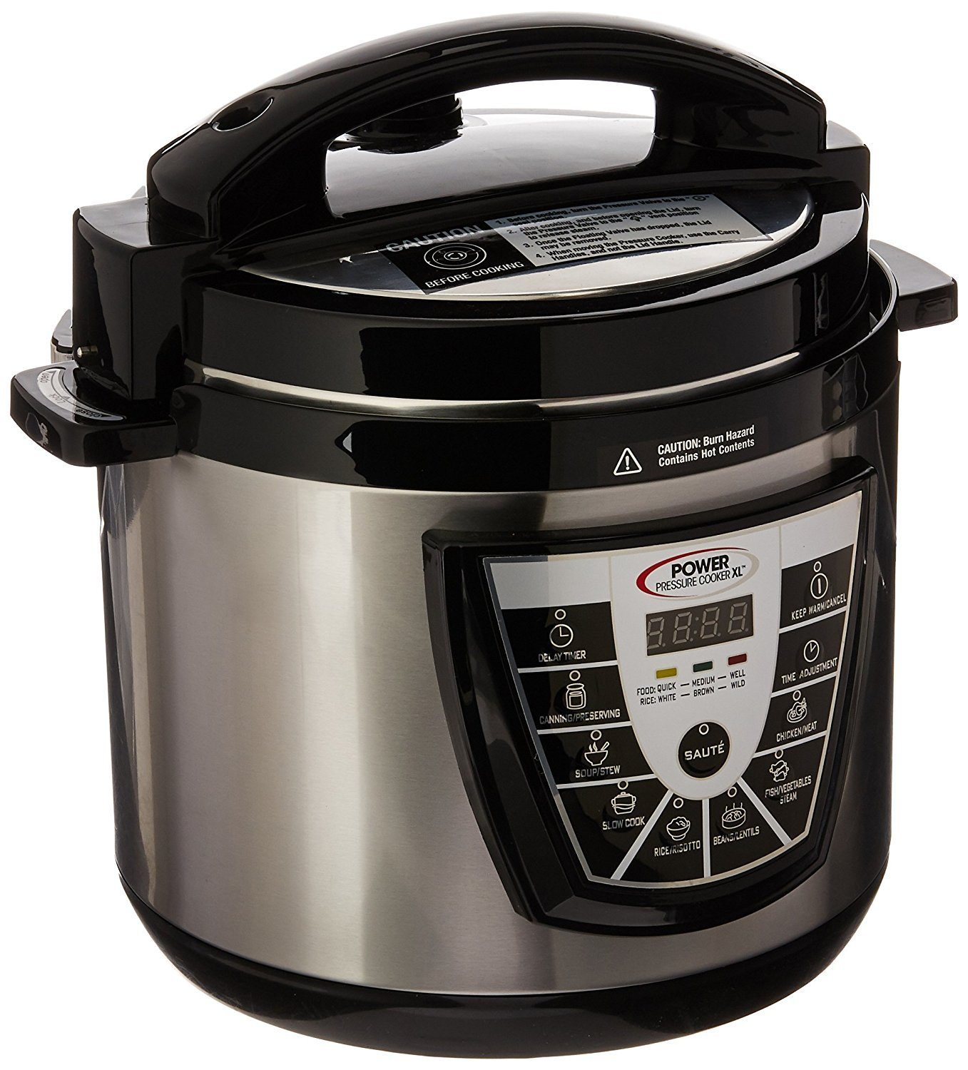power pressure cooker xl 6 quart