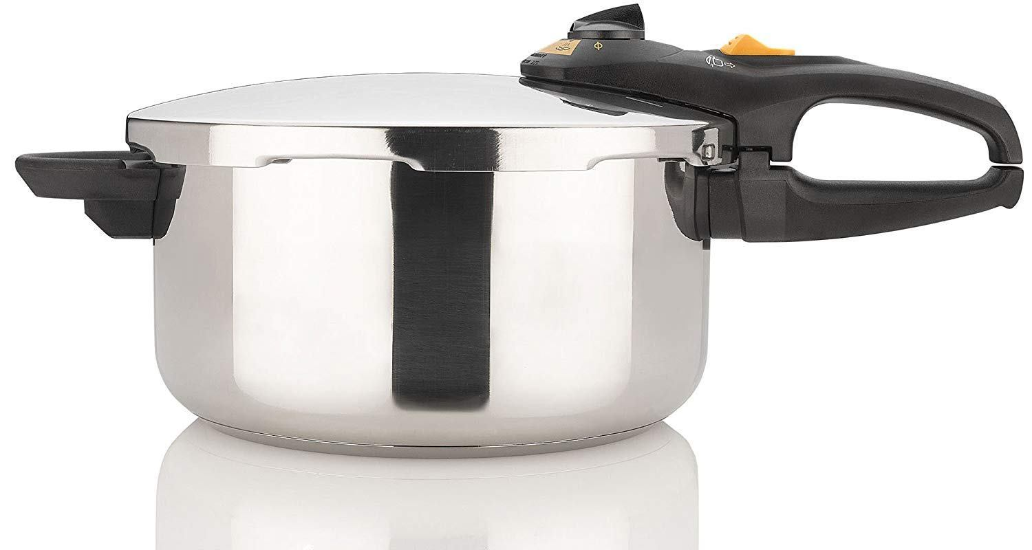 fagor duo 4 quart multi setting pressure cooker