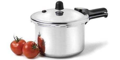 mirro aluminum 4.2 quart pressure cooker