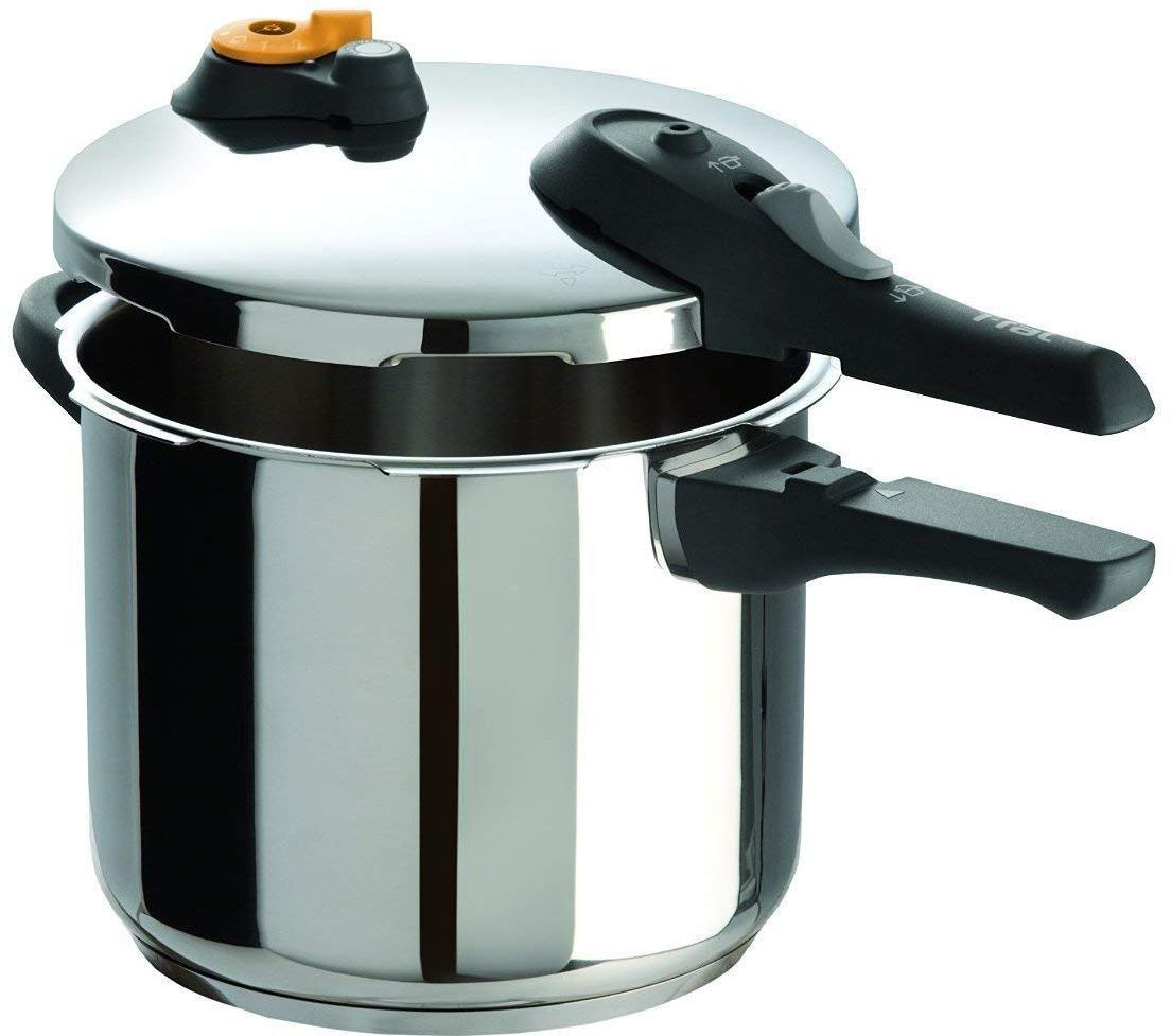 t fal stainless steel cooker image