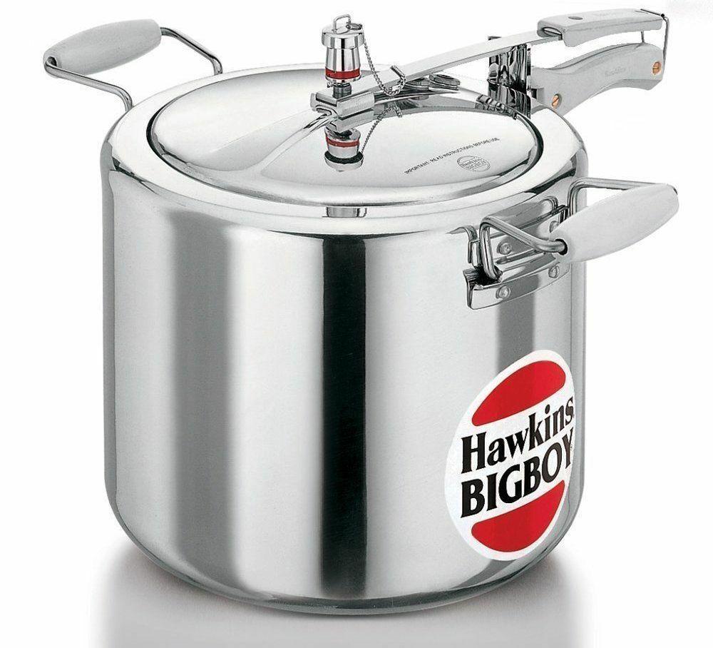 hawkins 22-litre bigboy commercial pressure cooker