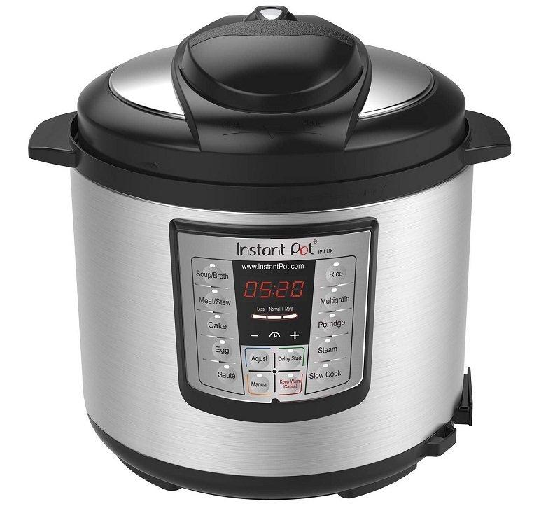 instantpot lux60v3 6 quart pressure cooker