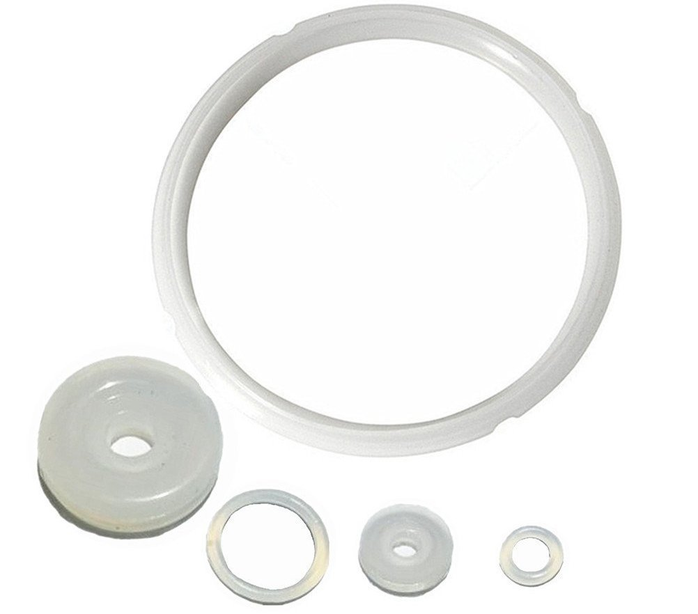 silicone sealing ring and pressure cooker gaskets