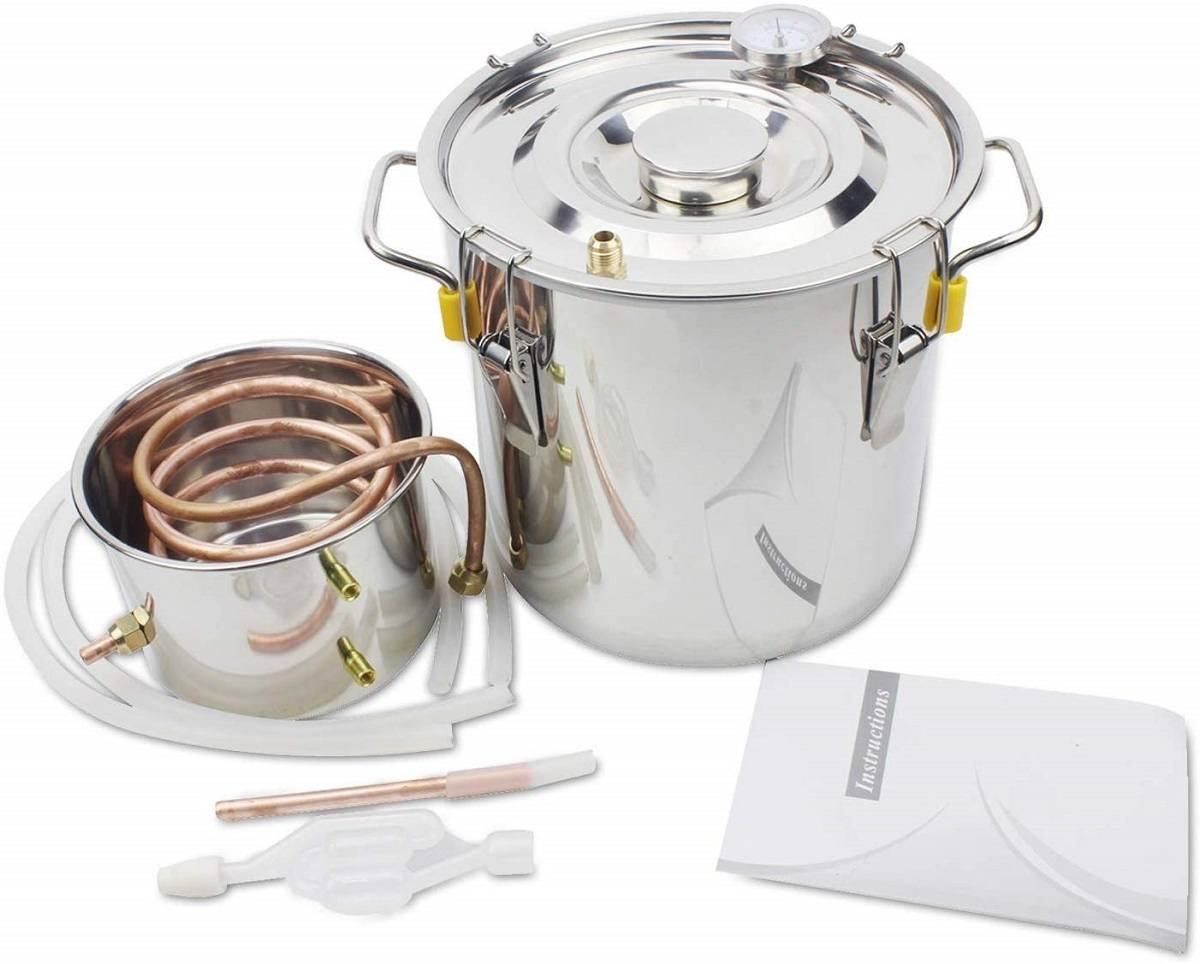 Pressure Cooker Still Fittings And Design Pressure Cooker Pros