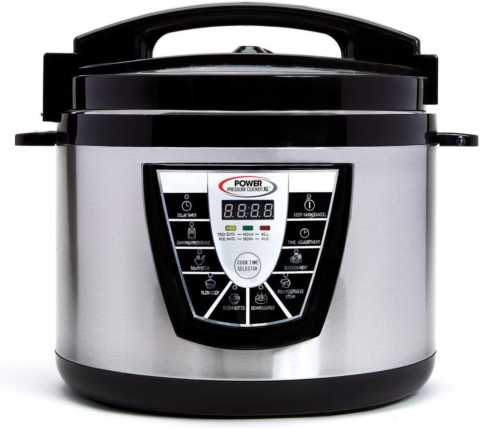 power pressure cooker xl 10 qt image